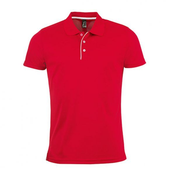 PERFORMER MEN 01180 red A